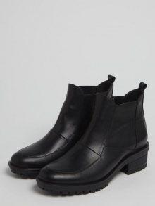 Onouqo Dámské kotníčkové boty ONQ1032_BLACK\n\n