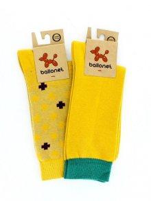 Ballonet Pánské ponožky Pack-14