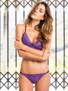 Kibys Dámská podprsenka 10221_Violeta - Purple\n\n
