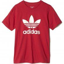 adidas J Trefoil Tee G růžová 116