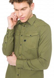 3301 Košile G-Star RAW | Zelená | Pánské | L