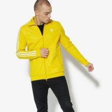 Adidas Mikina Beckenbauer Tt Muži Oblečení Mikiny Cw1254 Muži Oblečení Mikiny Žlutá US L