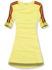 Žluté šaty/tunika
