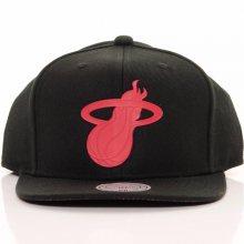 Snapback NBA Miami Heat černá Standardní