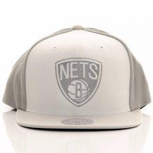Snapback NBA Brooklyn Nets bílá Standardní