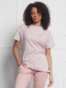Tričko Classic Oversized růžová M