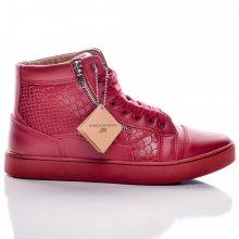 Boty Devil červená 40
