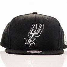 Snapback NBA San Antonio Spurs černá Standardní