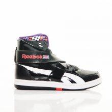 Boty Retro Pop Mid černá 35,5