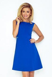 Numoco Dámské jednobarevné šaty 137-1