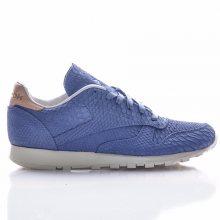 Boty Classic Leather Clean Lux modrá tmavá 38