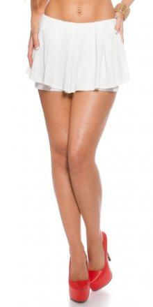 Koucla Elegantní šortko-sukně