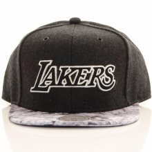 Snapback NBA Los Angeles Lakers Volcano černá Standardní