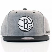 Snapback NBA Back Board Nba Brooklyn Nets černá Standardní