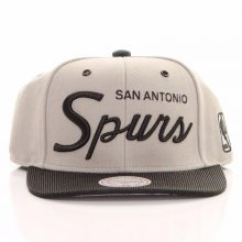Snapback NBA San Antonio Spurs šedá Standardní