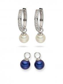 Nova Pearls Copenhagen Dámské náušnice 60001016