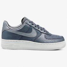 Nike W Air Force 1 '07 Prm Ženy Boty Tenisky 896185005 Ženy Boty Tenisky Modrá US 5,5