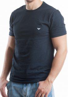 Pánské tričko Emporio Armani 111267 CC717 modrá M Tm. modrá
