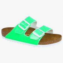 Birkenstock Arizona Ženy Boty Pantofle 57581 Ženy Boty Pantofle Zelená US 8