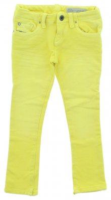 Kalhoty dětské Diesel | Žlutá | Dívčí | 4 roky