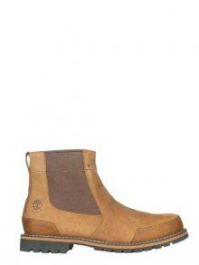 Timberland Pánská kožená kotníková obuv Chelsea 5538A