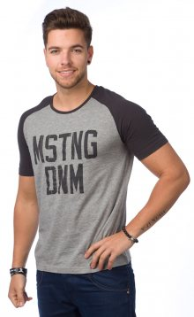 Mustang Pánské tričko 6142_1587_aw15 šedá