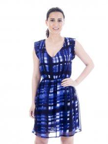 Ada Gatti Dámské šaty TF279-BLUE