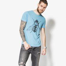 Confront Tričko Ss Insecto Muži Oblečení Trička Cf17Tsm88001 Muži Oblečení Trička Modrá US L