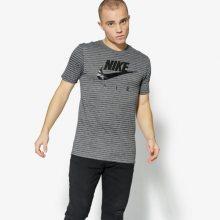 Nike Tričko Ss M Nsw Tee Tb Am90 2 Muži Oblečení Trička 892213-071 Muži Oblečení Trička Šedá US XXL