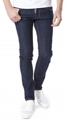 Slim Jeans DSQUARED2 | Modrá | Pánské | IT-46
