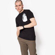 Confront Tričko Ss Maple Muži Oblečení Trička Cf17Tsm63001 Muži Oblečení Trička Černá US M