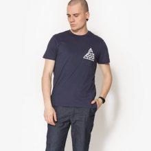 Confront Tričko Ss Triangle Muži Oblečení Trička Cf17Tsm59001 Muži Oblečení Trička Tmavomodrá US S
