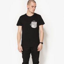 Confront Tričko Ss Geometry Muži Oblečení Trička Cf17Tsm60001 Muži Oblečení Trička Černá US S