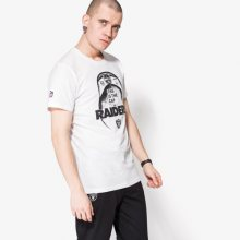 New Era Tričko Nfl Cap Tee Oak Raiders Wht Muži Oblečení Trička 11372506 Muži Oblečení Trička Bílá US L