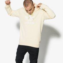 Adidas Mikina Trefoil Hoody Muži Oblečení Mikiny Cw1243 Muži Oblečení Mikiny Žlutá US XL