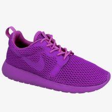 Nike W Roshe One Hyp Br Ženy Boty Tenisky 833826500 Ženy Boty Tenisky Fialová US 8