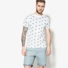 Confront Tričko Ss Crickets Muži Oblečení Trička Cf17Tsm87001 Muži Oblečení Trička Bílá US XL