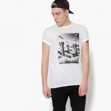Nike Tričko Ss Tee S+ 5 Muži Oblečení Trička 867216100 Muži Oblečení Trička Bílá US XL