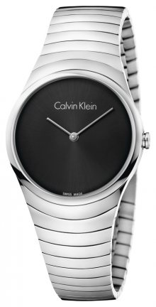 Whirl Hodinky Calvin Klein   Stříbrná   Dámské   UNI