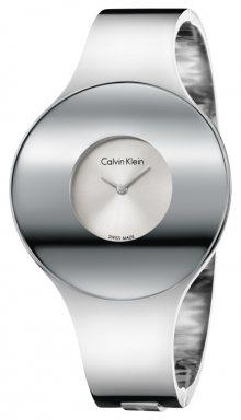 Seamless Hodinky Calvin Klein | Stříbrná | Dámské | UNI