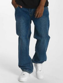 Džíny Loose Fit modrá W36/L32