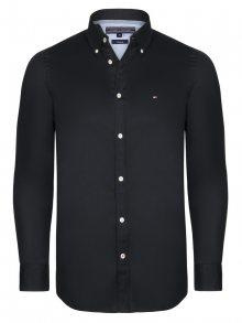 Černá elegantní košile od Tommy Hilfiger Size: S