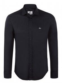 Černá elegantní košile od Lacoste Size: S