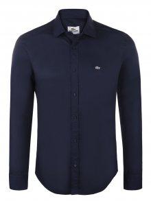 Tmavě modrá elegantní košile od Lacoste Size: S