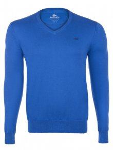 Světle modrý elegantní svetr od Lacoste Size: S