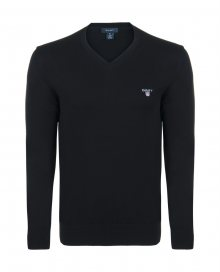 Černý elegantní svetr od Gant Size: S