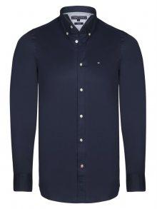 Tmavě modrá elegantní košile od Tommy Hilfiger Size: S