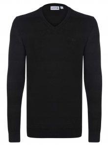 Černý elegantní svetr od Lacoste Size: S