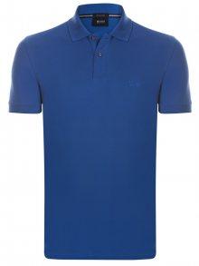 Modrá elegantní polokošile od Hugo Boss Velikost: S