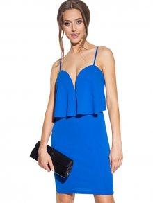 Candy Dámské šaty 1433_BLUE